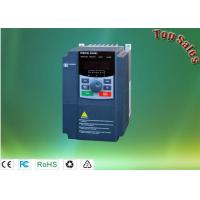 Quality 380V 3-phase VSD Variable Speed Drive 0.75 Kw Vector Control With DSP Chip for sale
