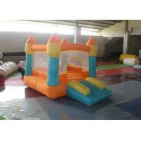 Wholesale Mini Colorful Inflatable Bouncer , Durable Inflatable Bouncers Wholesale With Oxford Cloth from china suppliers