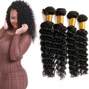 Wholesale Full Wet Deep Wave Virgin Hair Bundles No Tangling No Shedding Hair Bundles from china suppliers