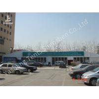 Wholesale Clear Span Glass Wall Fabric Roof Cover Rain Tents Outdoor Events 12x60M Size from china suppliers