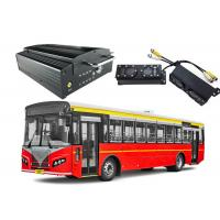 Wholesale 3G Bus Passenger Counter , Vehicle DVR Camera System With RS232 / RS485 Protocol from china suppliers
