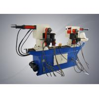 China Semi Automatic Double Head Pipe Bending Machine For Boiler Bending SW38 - 90° on sale