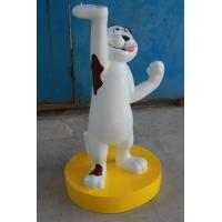 Wholesale event party deco funny cat  statue as props and oddities decoration items by fiferglass material from china suppliers