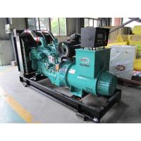 Wholesale 100% Copper Wire Open Diesel Generator China Heavy Duty Generator 200KW / 250KVA from china suppliers