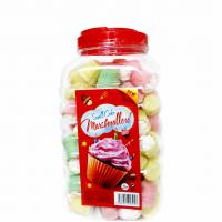 Wholesale Mini Cake In Jar Nice Taste Marshmallow Sweets , Funny Shape And Colorful from china suppliers