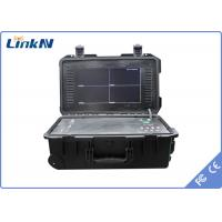 China Integrated Four Channel Cofdm Receiver For Oil Spilling Prevention on sale