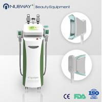 Wholesale 5 handpieces cryolipolysis vacuum fat cell freezing body slimming machine from china suppliers
