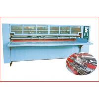 Wholesale Thin Blade Slitting Creasing Machine, Rotary Slitting + Scoring, with Safety Cover from china suppliers