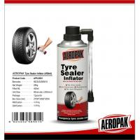 Wholesale Tire repair spray tubless tyre fix inflator Tire Pump Sealer tyre fix inflator from china suppliers