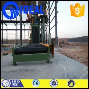 Wholesale Full-automatic advanced technology shot peening shot blasting machine from china suppliers