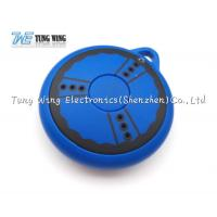 Quality Personalized Round Musical Keychain for birthday , christmas gift for sale