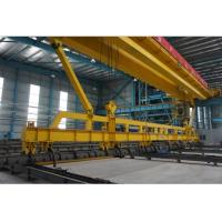 Wholesale PQD Overhead Crane Single Girder Overhead Cranes for PC Pile Factory from china suppliers