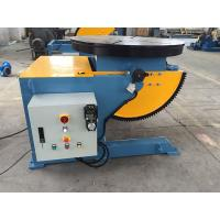 China Rotary Turn Table Pipe Welding Positioners on sale