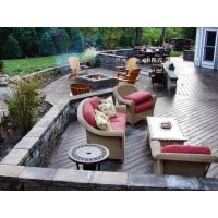 Wholesale cheap waterproof outdoor decking tile pool deck tiles price Of WPC DIY decking (RMD-D3) from china suppliers