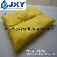 China HazMat Chemical Absorbent Pillow for spill control-45cm x 45cm on sale
