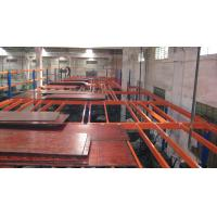 Wholesale Decking Plywoodindustrial Mezzanine Systems Multi Tier Shelf / Mezzanine For Extra Office Space from china suppliers