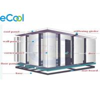 Long Life Multi Commodity Cold Storage / Industrial Cold Storage System for sale