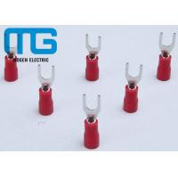 Wholesale cheaper price red insulator tube electric cable wire terminals SV TU-JTK from china suppliers