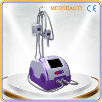 Non Invasive Cryolipolysis Machine Fat Freezing For Body Slimming with 2 Cryo Handles for sale
