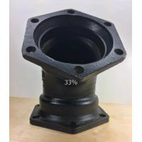 """Wholesale 45 Degree Short Radius Elbow 350Di Ductile Iron AWWA C153 6"""" MJ Resin Sand Cast from china suppliers"""