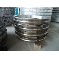 Buy cheap Three-row crosssed roller slewing ring bearing from wholesalers