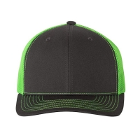 Wholesale Gorras Sports 6 Panels Blank Plain Green Trucker Mesh Caps from china suppliers