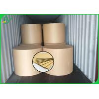 China 160GSM Good Quality FSC Brown Color Kraft Liner Board For Making Storage Box for sale