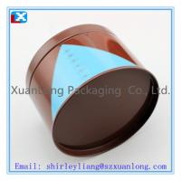 Wholesale round tea tin can Manufacturer from china suppliers