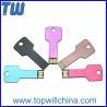 Buy cheap Hotsale Slim Stainless Steel Key Usb Flash Drive 1GB 2GB 4GB 8GB 16GB 32GB from Wholesalers