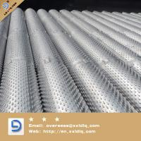 Wholesale 316/316L water well bridge slot screen pipe from china suppliers