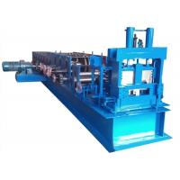 Wholesale Steel Strip Cold Roll Forming Machine 11KW Power With 50HZ Frequency from china suppliers
