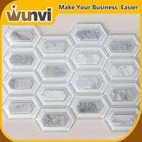 Quality Glass and Stone Mosaic Tile Backsplash For Spa Wall Background for sale
