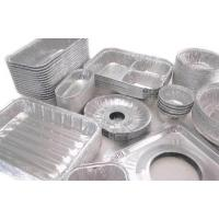 Quality Food container aluminum foil for sale