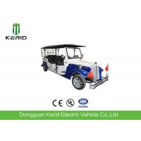 China Street Legal 8 Seater Electric Classic Cars With 5KW AC Motor CE Certificate on sale