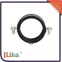 China Plastic Tube Saddles Hydraulic Gas Pipe Clamps -40 ℃ - 110℃ Working Temperature on sale