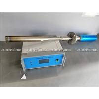 2000W Industrial Ultrasonic Metal Treatment Unit For Casting Of Aluminum Slabs for sale