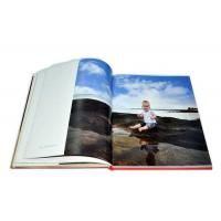 Buy cheap Colorful Glossy Paper Baby Photo Album Book Printing Catalogue Printing Services from wholesalers