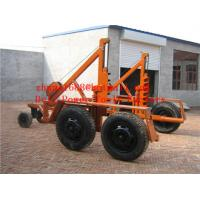 Buy cheap Cable Drum Carrier rum carriage cable trailer from wholesalers
