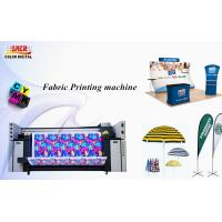 Wholesale 2.2m Large Format Size Fabric Plotter / Textile Fabric Cloth Printing Machine from china suppliers