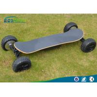 Buy cheap 48v 4 Wheel Skateboard / Boosted Electric Powered Skateboard With 8.5 Inch Tire from wholesalers