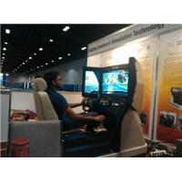 Wholesale European standard driving simulator for driving school, university, army, training orgnization use from china suppliers