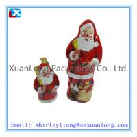 Wholesale small Christmas tin box from china suppliers
