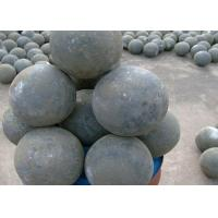 Wholesale Grinding Media High Cr Cast Balls for Coal Mill / Cement Industry from china suppliers