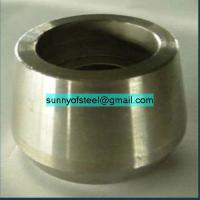 Buy cheap duplex stainless a182 f310 weldolet sockolet threadolet flangeolet elbowlet from wholesalers