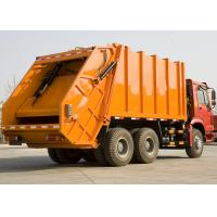 China High Performance Garbage Collection Truck , Solid Waste Management Trucks on sale