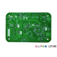 Wholesale Multilayer Green Solder ENIG Heavy Copper PCB Board With RoHS Compliance from china suppliers