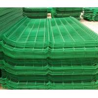 China pvc coated fence wire/carbon steel wire mesh fence on sale