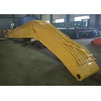Buy cheap Doosan DX700 Excavator Long Reach Boom Arm Customize Size For Dredging Port from wholesalers
