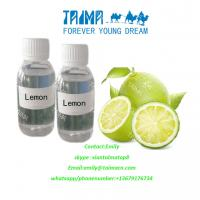 Buy cheap 2017 China New design manufactured natural lemon fruit flavor  100% pure natural lemon aroma used for vape from wholesalers
