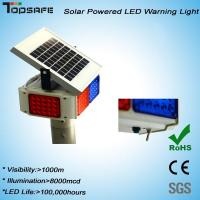 Wholesale Solar Powered Blinking Warning Light from china suppliers